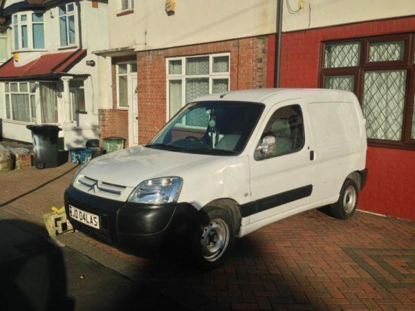 2004 Citroen Berlingo Van 1.4 Petrol, Low Mileage, New Gearbox & Clutch