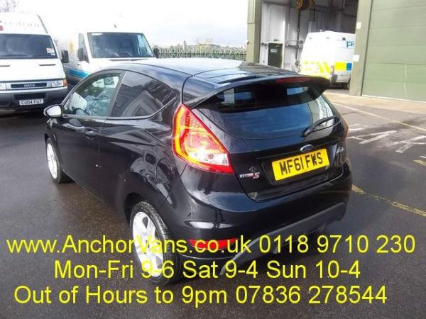 Used Ford Fiesta Sport Tdci Air NOVAT