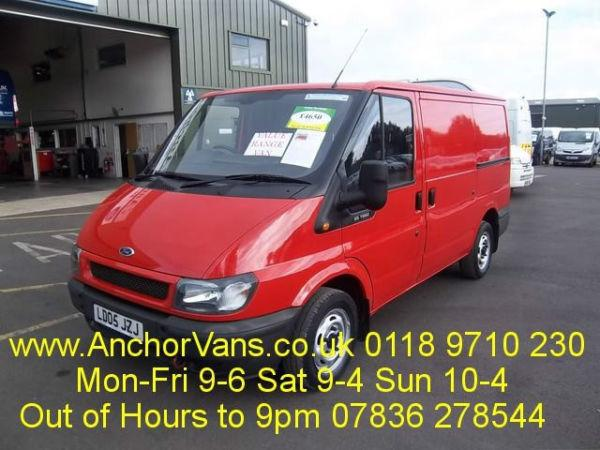 Used Ford Transit SWB Tdi 260 NO VAT