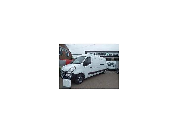 2010 60 RENAULT MASTER NEW SHAPE LONG WHEEL BASE 2.3 LM35 *CHESHIRE VAN SALES*