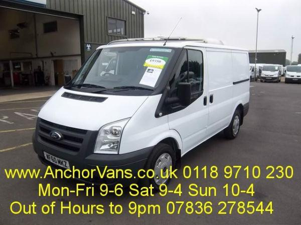 Used Ford Transit SWB Tdci 115 NO VAT