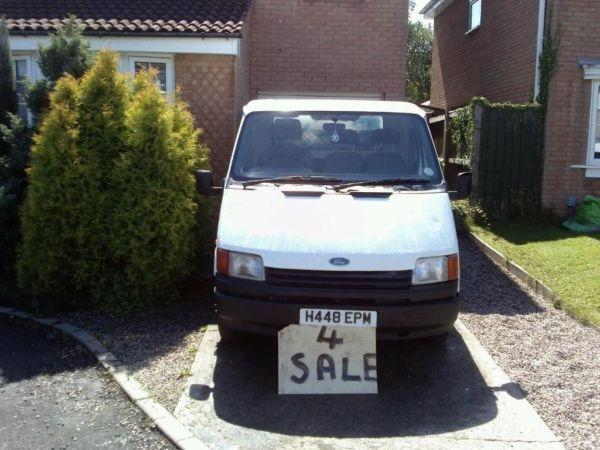 gp track catering vans for sale