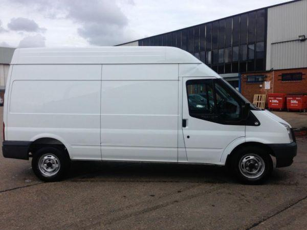 FORD TRANSIT 115 T350L 6 SPEED GEARBOX LWB HIGH ROOF IN VGC IN AND OUT AND VERY LOW MILEAGE