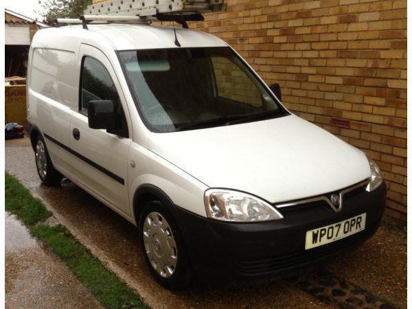 Vauxhall combo 1 3 cdti - No VAT