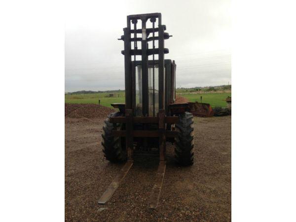 Barmec Ranger BR225 Rough Terrain Forklift [NO VAT]